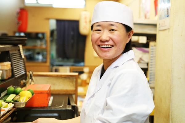 本店 / アルバイト / 勤務歴1年